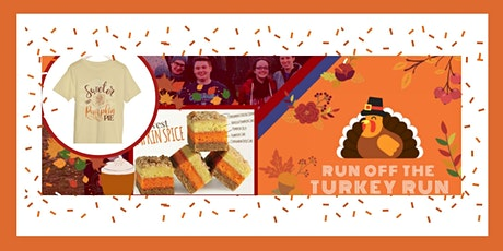 Run Off the Turkey Trot Thanksgiving Virtual Race tickets