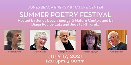 Summer Poetry Festival tickets
