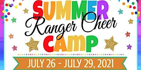 Smithson Valley High School Summer Cheer Camp 2021 tickets