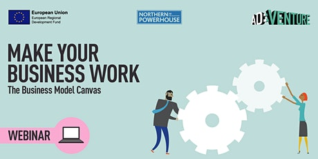 ADVENTURE Workshop -Make Your Business Work – The Business Model Canvas tickets