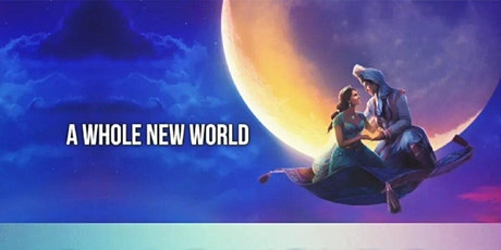 A whole New World! tickets
