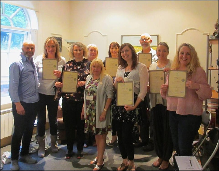 Reiki - first degree course image
