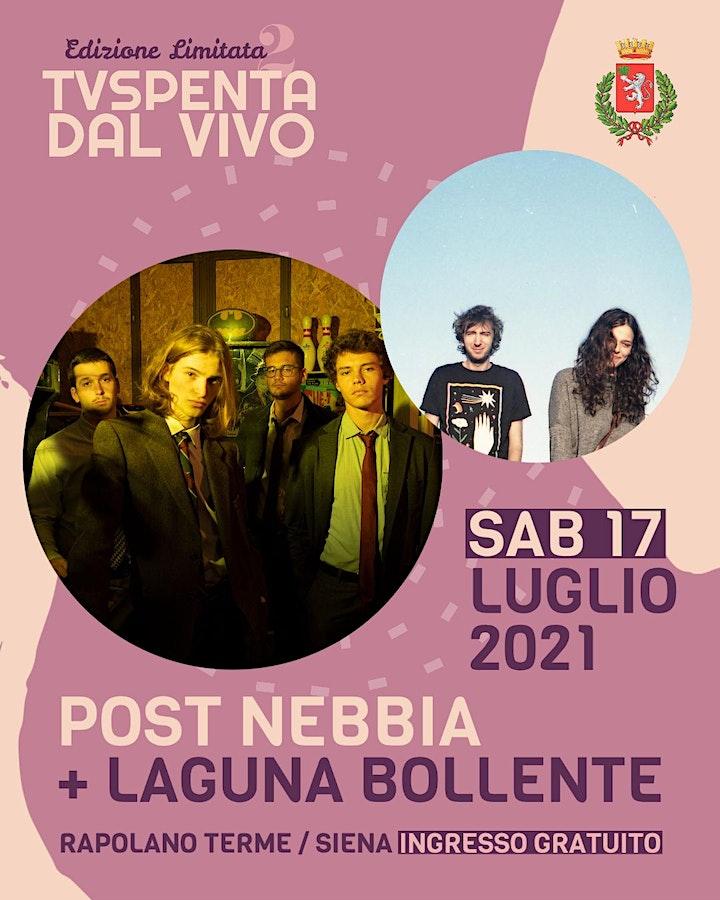 Immagine TVSpenta dal vivo - Edizione Limitata 2: Post Nebbia + Laguna Bollente
