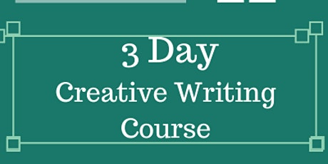 3 Day 11+ Creative Writing Course tickets