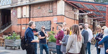 Explore Altrincham Walking Tour with Jonathan Schofield tickets