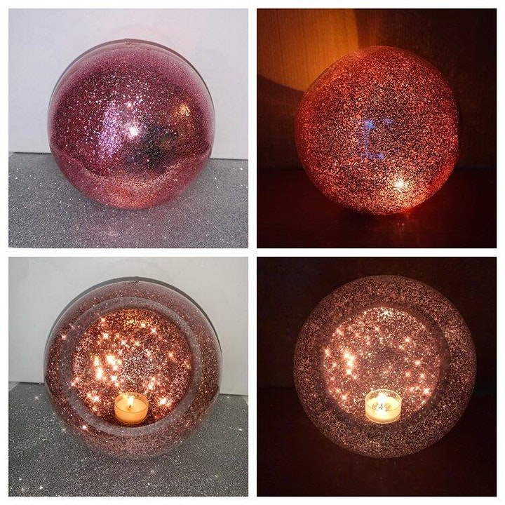 Wiz Craft: DIY Crystal Ball Nightlights - Hosted by The Wizard of Vase image