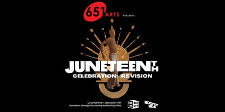 Juneteenth Celebration: (RE)VISION tickets