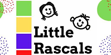Little Rascals Toddler Group tickets