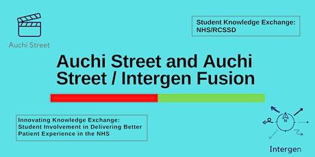 'Auchi Street & Auchi Street/Intergen' Project Sharing Event - Film-Making tickets