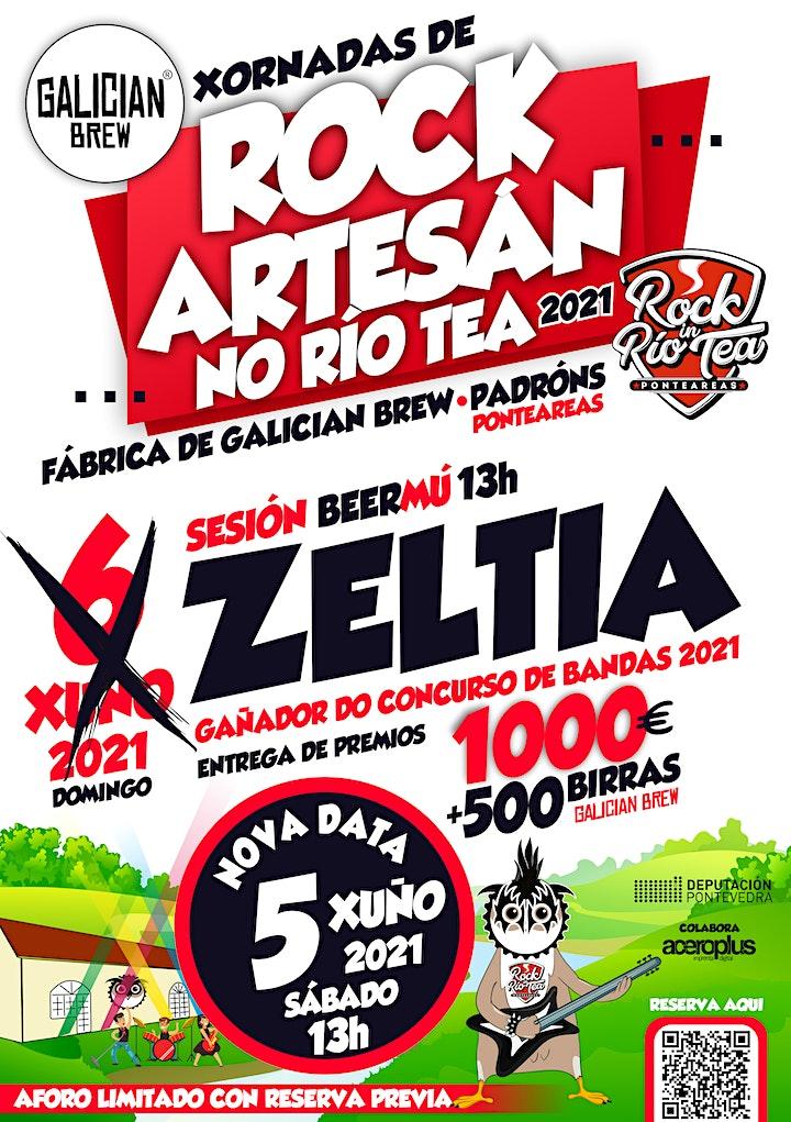Imagen de Zeltia no Rock Artesán do Río Tea