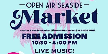 OPEN AIR SEASIDE MARKET - VENTURA - JULY 3 tickets