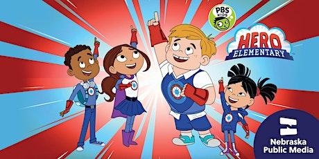 Hero Elementary Virtual Family Science Event | Nebraska Public Media tickets