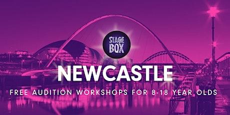 Free Stagebox Audition Workshop | NEWCASTLE tickets
