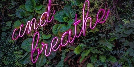 Intro to Breathwork for Energy, Focus and Calm tickets