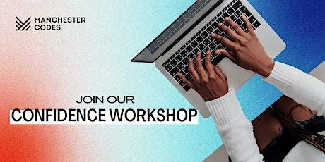 Confidence Workshop   Guest Speaker Kathy Brooke   Monday 14th June 2021 tickets