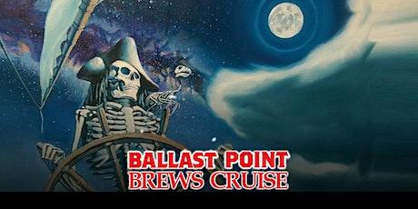 Ballast Point Brews Cruise tickets