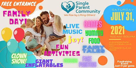 Single Parent Community Launch tickets