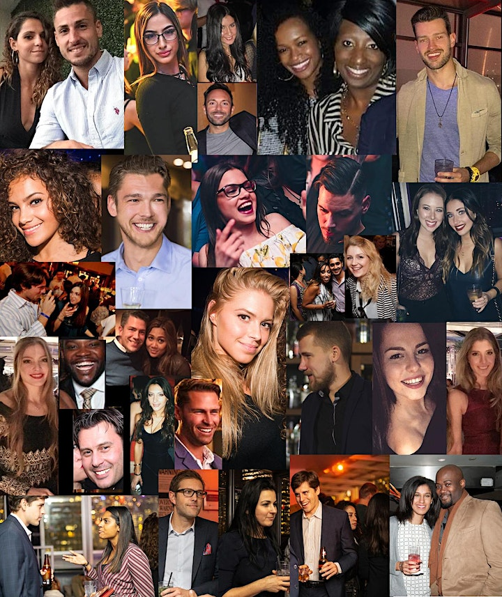 Upscale Rooftop Social Mingle (Spectacular Views, Lots Of Singles!) image