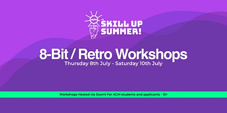 Skill Up Summer: Sprite Creation in Photoshop tickets