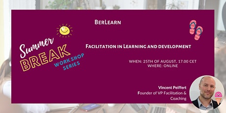 Facilitation in Learning and development tickets