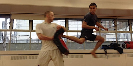 Thursday: Mixed Ability Adults Taekwondo - Beginners Welcome tickets