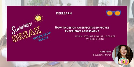 How to design an effective employee experience tickets