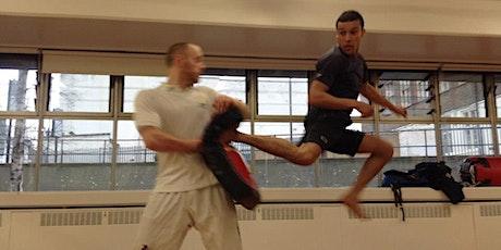Saturday: Mixed Ability Adults Taekwondo - Beginners welcome tickets