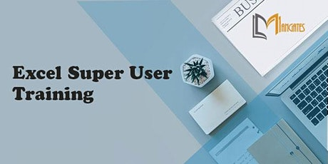 Excel Super User  1 Day Virtual Live Training in Antwerp tickets