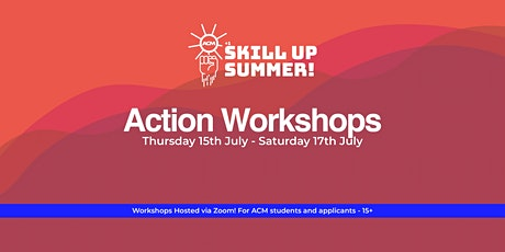 Skill Up Summer: How to Fruit Ninja Cut Things tickets