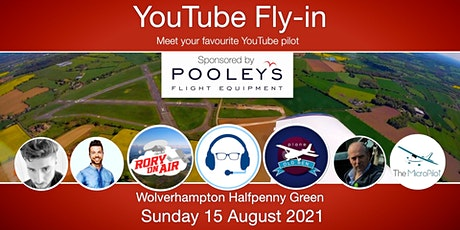 The Pooleys, YouTubers' fly-in tickets
