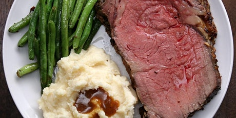 Prime Rib Dinner and Live Music tickets