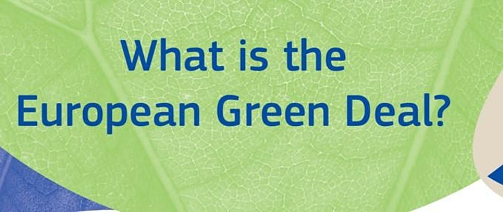 An Introduction to the EU Green Deal with MarENet and Energy Cork image