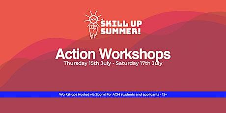 Skill Up Summer: Action Soundtracks tickets