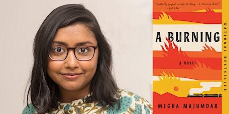 A Burning by Megha Majumdar tickets