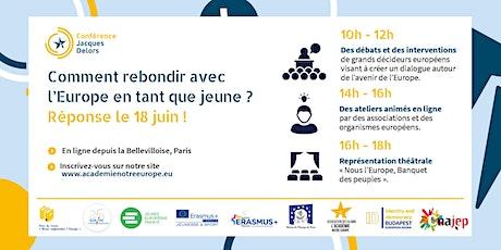 Conférence Jacques Delors billets