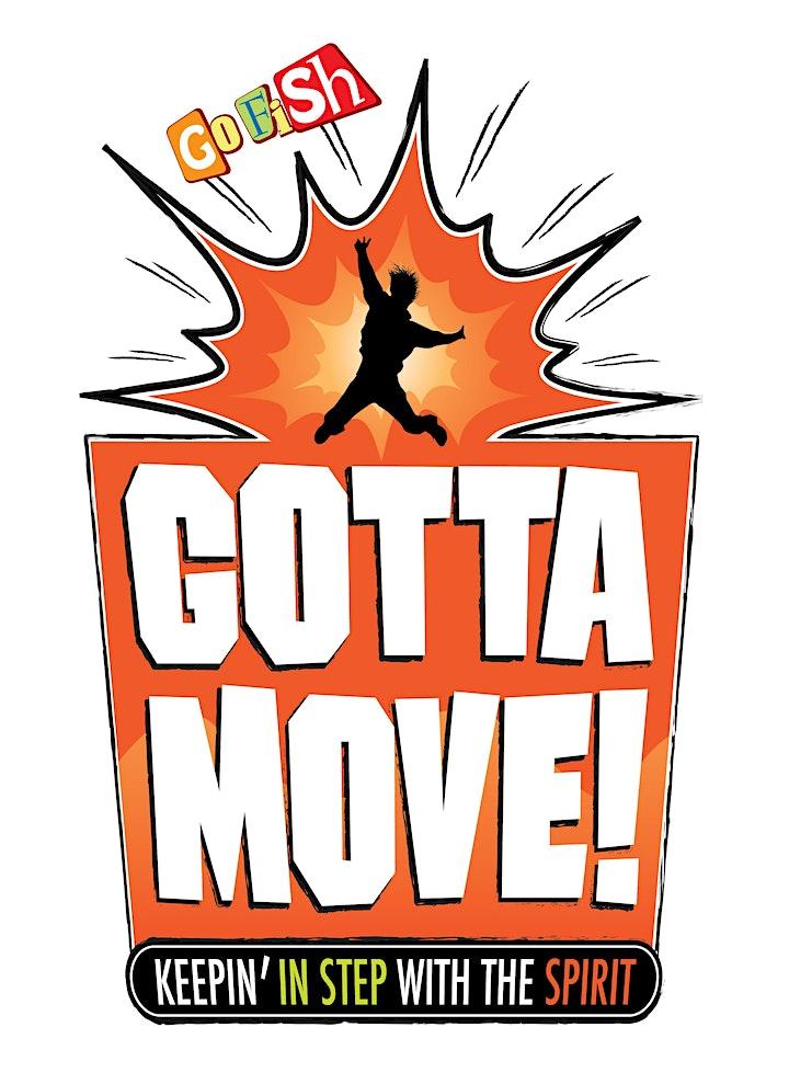 Gotta Move! VBS image