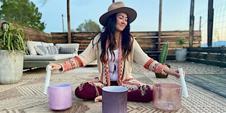 Outdoor Reiki Sound Bath Meditation (Irvine) tickets