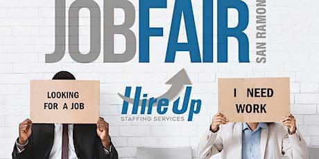 Hire Up Staffing: Virtual Job Fair tickets
