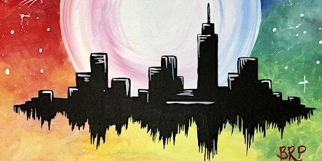 Virtual Painting  Rainbow City Pride tickets