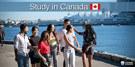 Philippines: Study in Canada – General Info Session: June 26, 1 pm tickets