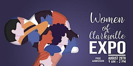 Women of Clarksville Expo tickets