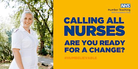 Humber Nursing Recruitment Fair tickets