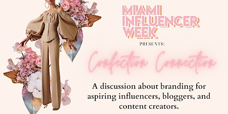 Influencer Week  Confection Connection Influencer Networking tickets