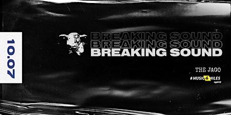 Breaking Sound feat. Della B, The Doolallys tickets