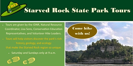 Starved Rock State Park Hiking Tours tickets