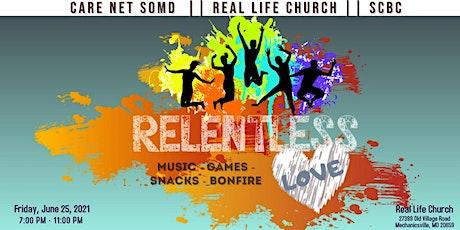 Relentless Youth Rally VOLUNTEER REGISTRATION tickets