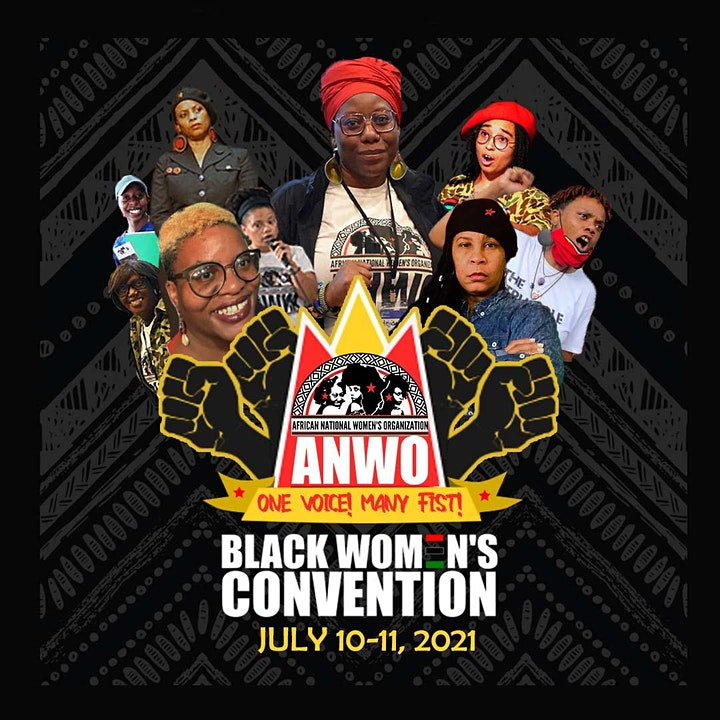 Black Women's Convention 2021 image