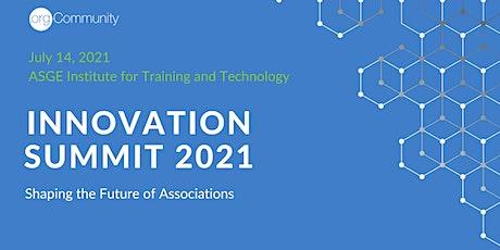 Innovations Summit 2021 tickets
