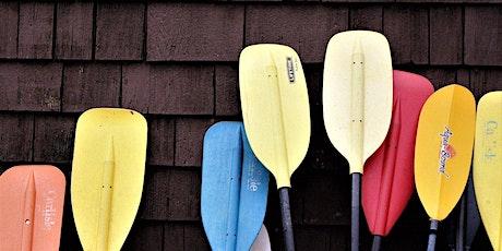 Advanced Kayaking tickets