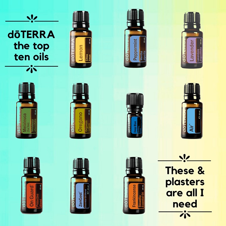 A simple Introduction to Essential Oils for Health and Well-Being image